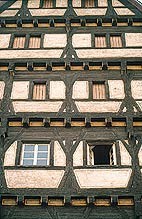 Upper German Timber Frame